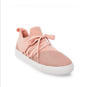 Pink Steve Madden sneakers - lancer lace ups